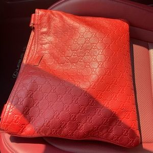 Gucci Messenger/clutch bag